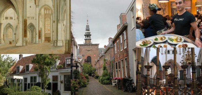 Open Deur lezersdag 2017 in Haarlem