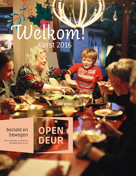 Welkom! kerstnummer Open Deur 2016