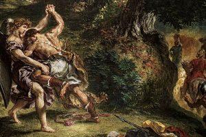 Jacobs gevecht aan de Jabbok