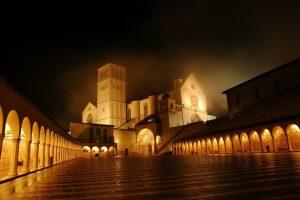Sint Franciscus basiliek Assisi