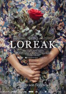 Loreak (bloemen) film, 2014