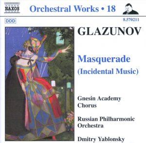 Glazoenov: Masquerade
