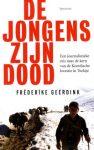 Fréderike Geerdink: De jongens zijn dood