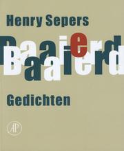 Henry Sepers: Baaierd
