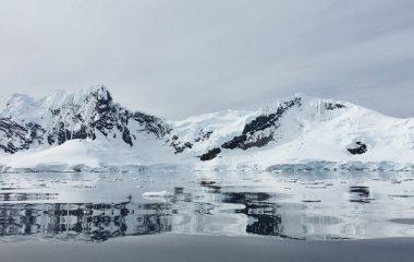 smeltend ijs op antarctica