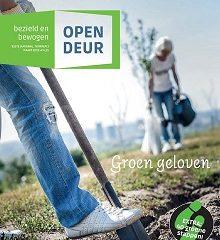 Groen geloven - Open Deur maart 2019