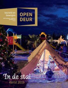 In de stal - kerstnummer Open Deur 2019